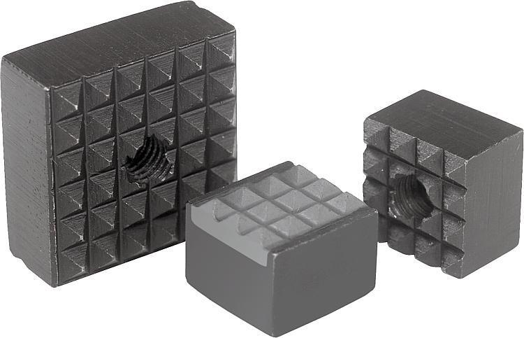 Insert carré à picots - Vis à bille orientable et inserts à picots