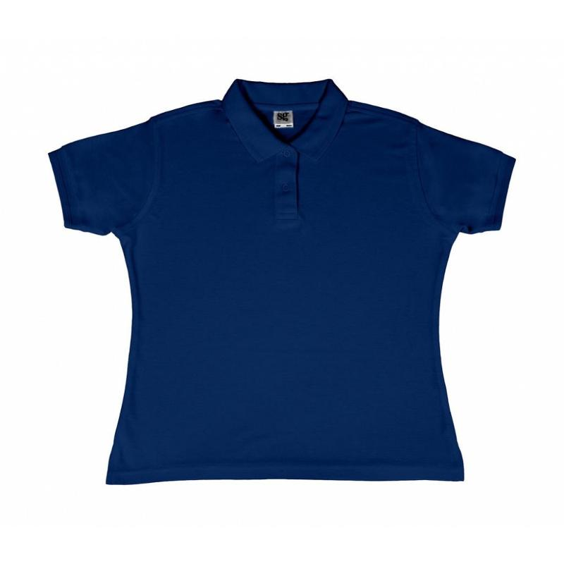 Polo femme Poly - Manches courtes