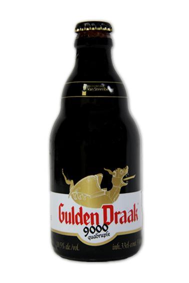 GULDEN DRAAK Bière Gulden Draak 9000 Quadruple Beer - null