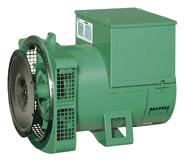 Alternateur basse tension pour groupe électrogène  - LSA 43.2 - 4 pôles - triphasé 70 - 80 kVA/kW