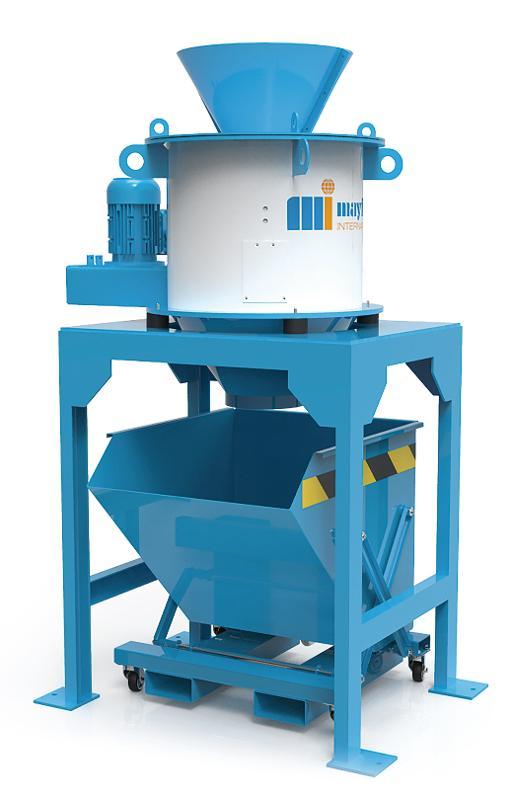 VBU CENTRIFUGES - Coolant Filtration Systems