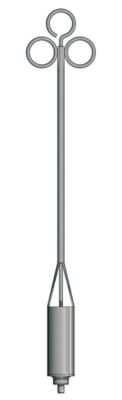 Préleveur de liquide avec ouverture au pouce - Dispositifs de prélèvement acier inoxydable pour l'eau