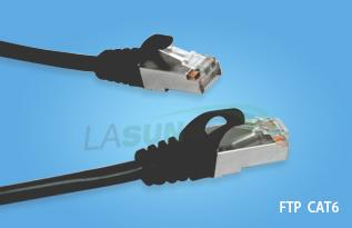 FTP 4Pairs Cat6 Patch Cord - FTP CAT6