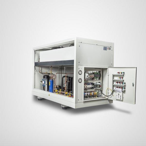 central system cooling unit