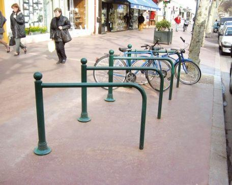 Support Arceau Cycles & Motos - Abrisbus