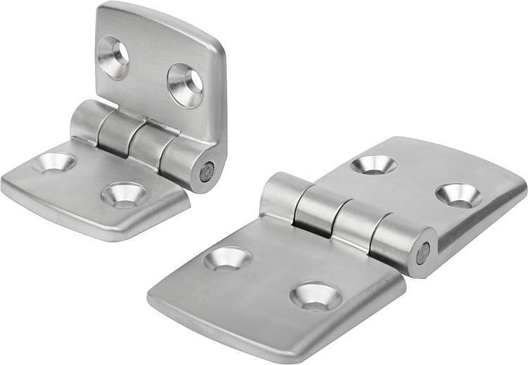 Charnière en aluminium - Charnières