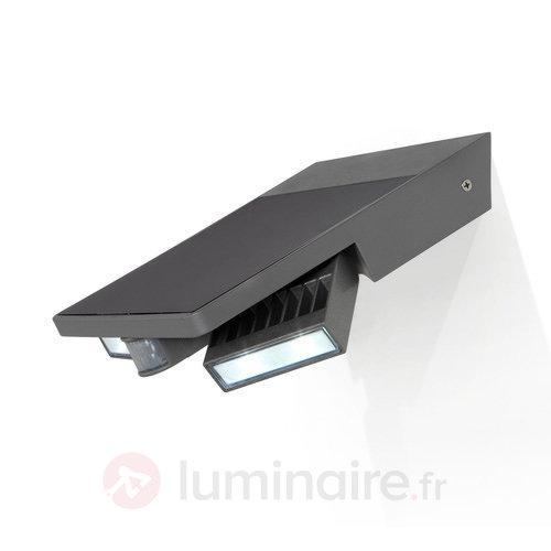 Applique d'extérieur LED Ghost Solar, capteur - Lampes solaires avec détecteur