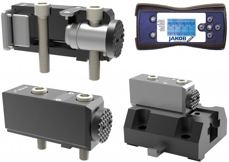 Force Monitoring System FMS - constant monitoring of clamping forces