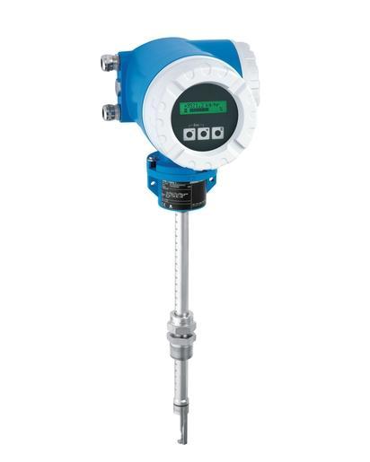 Proline t-mass 65I Débitmètre massique thermique - Débit Débitmètre massique thermique Proline t-mass 65I