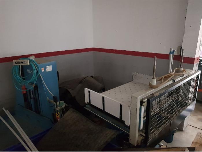 Wohlenberg 137 MCS-2 TV - Used Machine