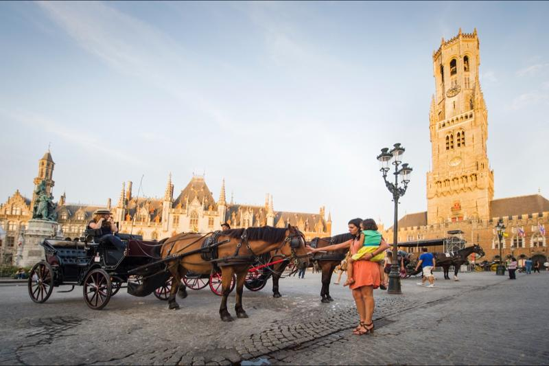 3-day Incentive trip Bruges - Service- Tour operator