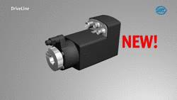 Fieldbus actuators - Actuator AG05 Fieldbus