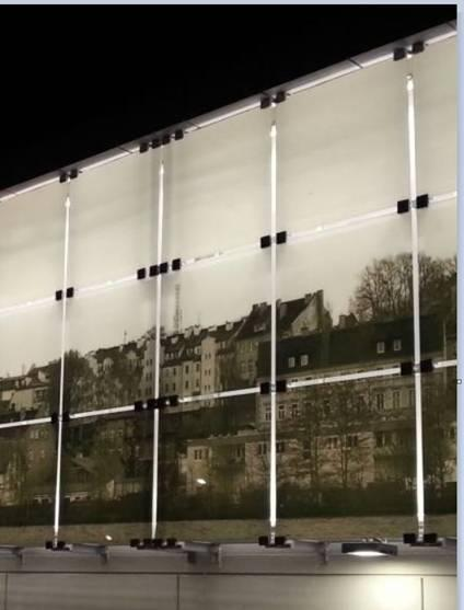 Digital printing on glass - Printing