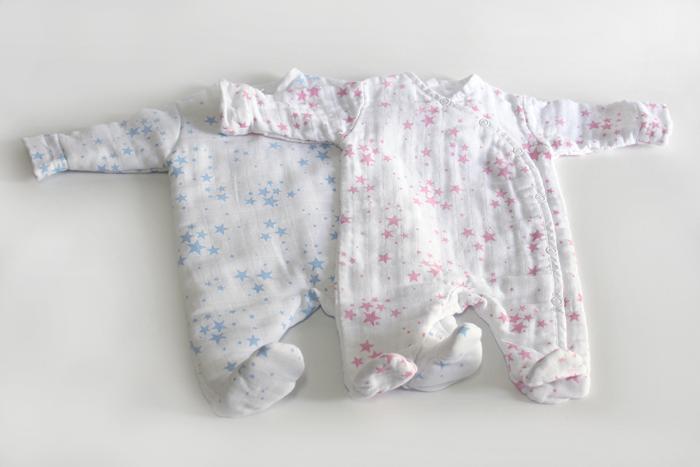 baby pyjama's -