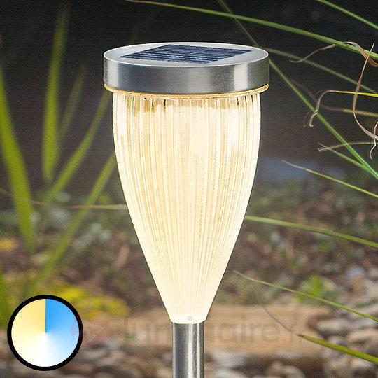 Dream Light - luminaire solaire LED stylé - Lampes solaires décoratives