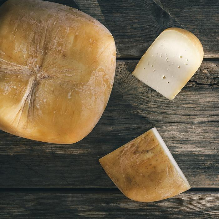 Semicurado Mahón-Menorca DOP - Queso Quintana artesano