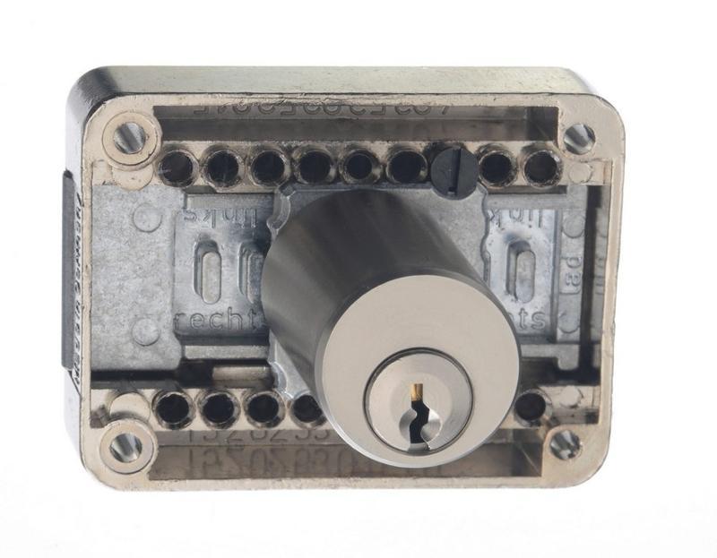 Interchangable cylinder core system - Knob, Handle