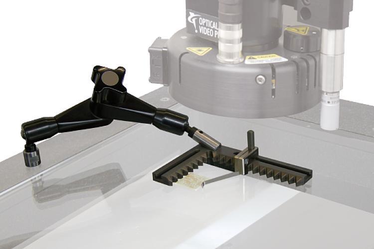 Kit pour machine de mesure par analyse d'image - Eléments pour montage de contrôle