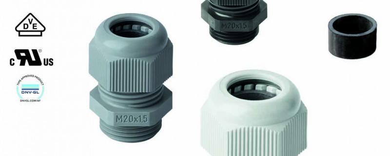 PERFECT prensaestopas de poliamida métrico - PERFECT prensaestopas de poliamida PA6 con rosca métrica M12 - M63