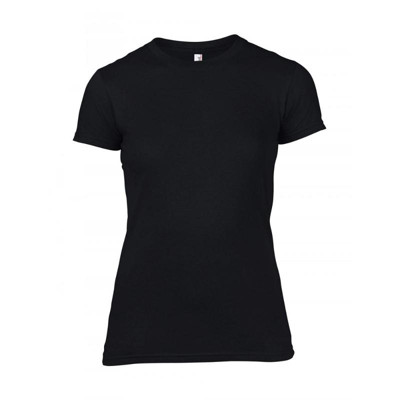 Tee-shirt Femme cintré Fashion - Manches courtes