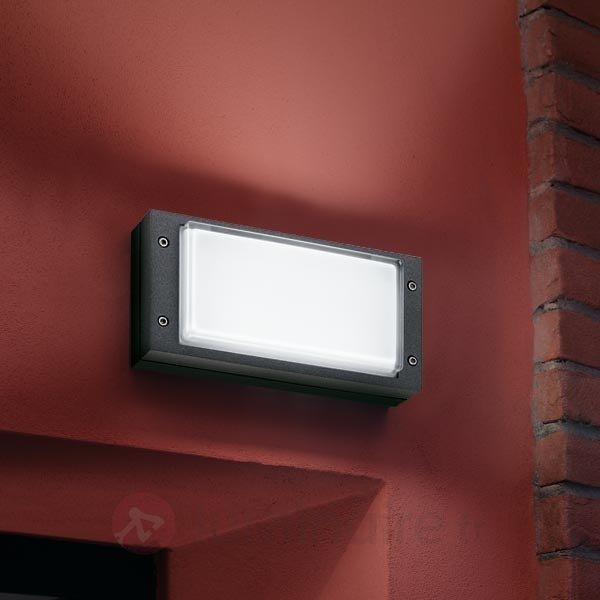 Applique d'extérieur moderne BLIZ RING, anthracite - Toutes les appliques d'extérieur