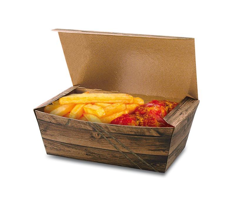 diverse Snackboxen und Snackschalen