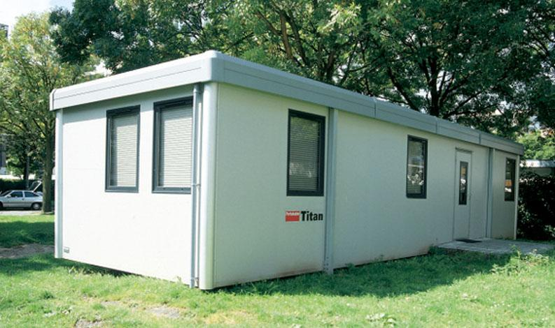 Bâtiments modulaires de 35 à 70 m² - Mètres Carrés - Produits - 35 - 70