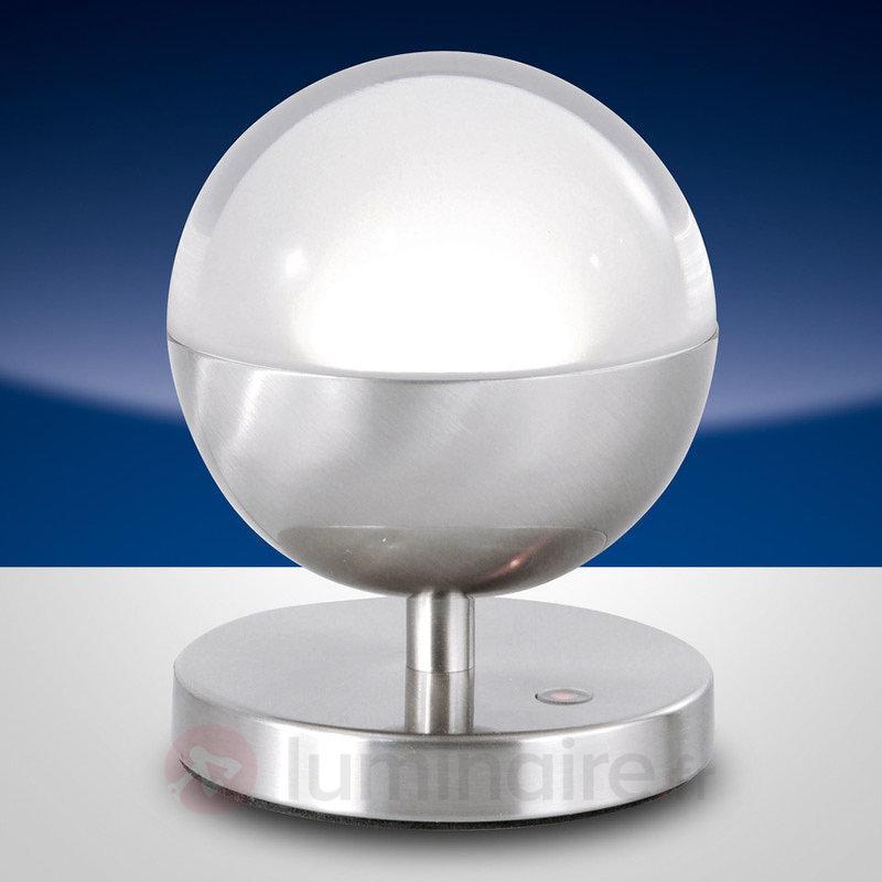 Lampe à poser LED Melville avec variateur tactile - Lampes à poser LED