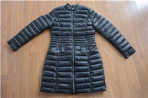 Manteau en coton rembourré pour femme