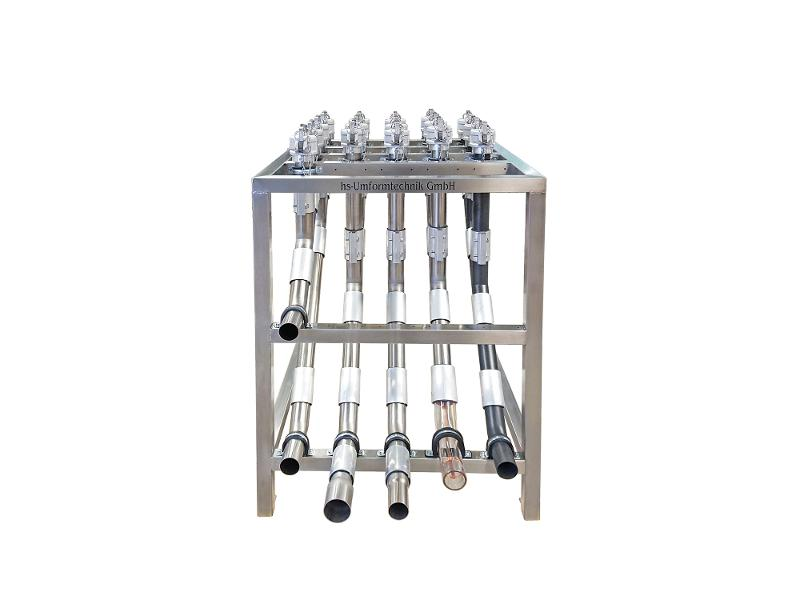 Customized coupling stations - null