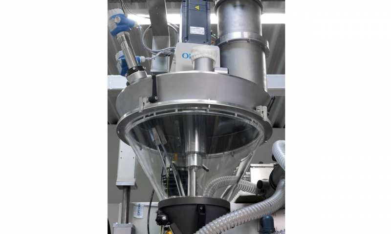 Filling Machine OPTIMA FS - Filling Machine OPTIMA FS: Instant products