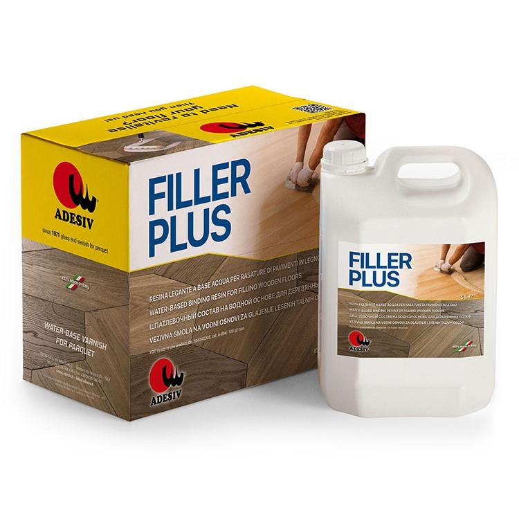 Filler Plus Resina Legante A Base Acqua Per Rasature Di Pavimenti In Legno - null