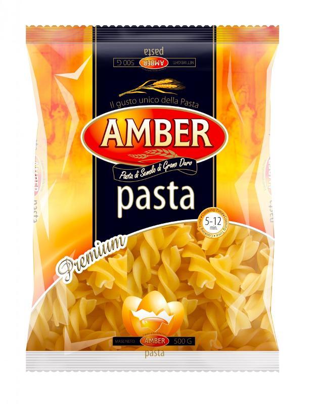 Durum wheat pasta with eggs
