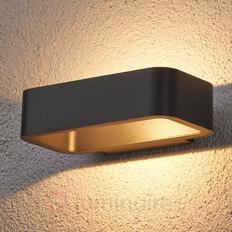 Jami - applique d'extérieur LED en aluminium - Appliques d'extérieur LED