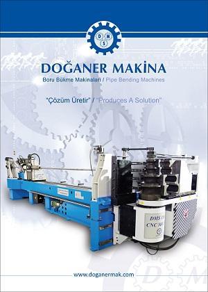 CNC Boru Bükme Makinesi -