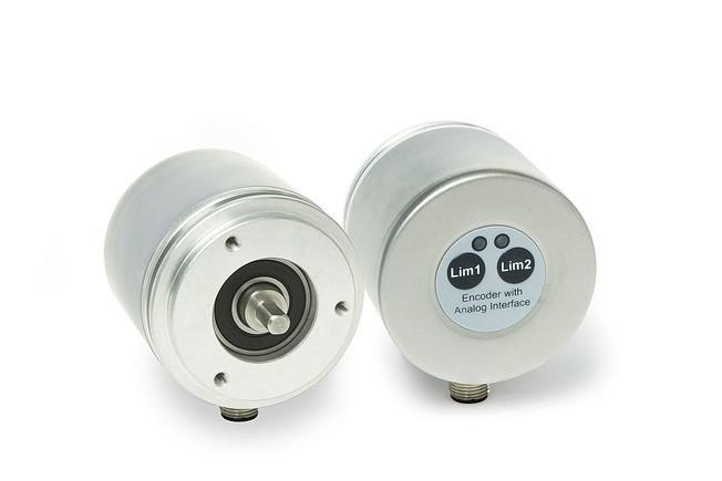 Absolute rotary encoders - Absolute encoder AV58M
