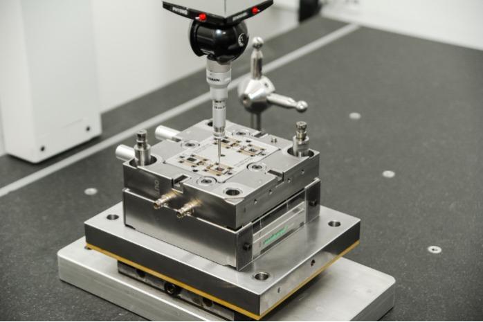 Piezas moldeadas por inyección - Piezas moldeadas por inyección (microinyeccion de plastico)