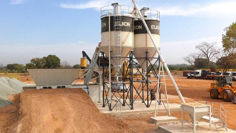 Bag Cement Feeding System - CEMENT SILOS AND CEMENT DELIVERY SYSTEMS
