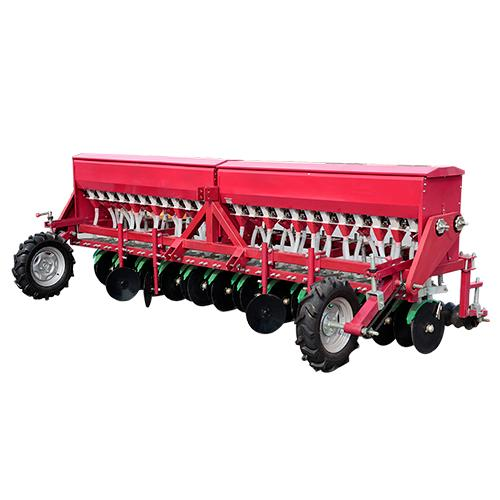 Agricultural machinery tractor mounted wheat planter