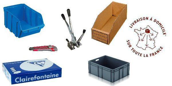 Équipement et Fourniture - Produits d'entretien et de stockage pour l'équipement de vos ateliers