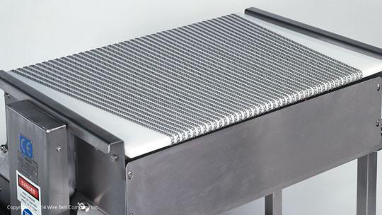 Конвейерное оборудование: Ladder-Flex™ - Конвейерное оборудование Ladder-Flex™ обеспечивают мягкую транспортировку продук