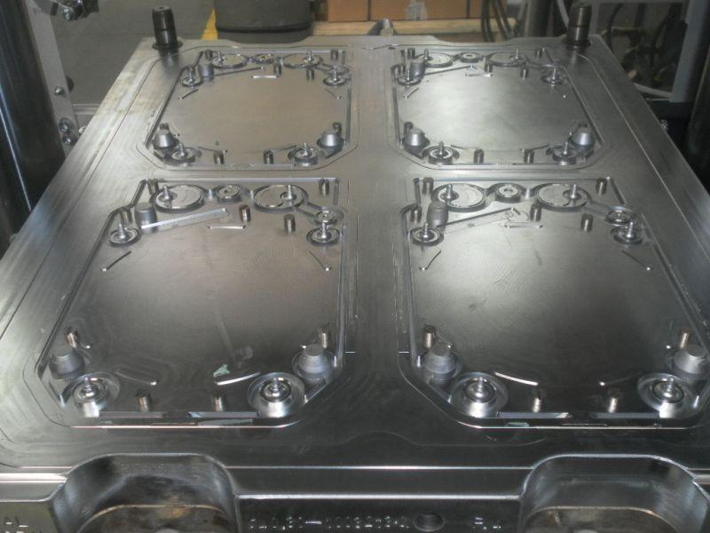 Maplan systems with moulds - Moulds