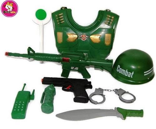Best selling policeman ligo plastic Building Toy  - Educational Toys