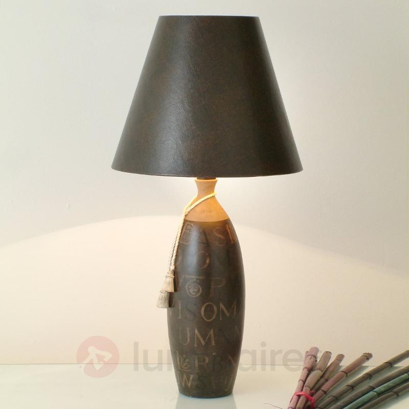 Lampe à poser d'ambiance Carattere Alta - Toutes les lampes à poser