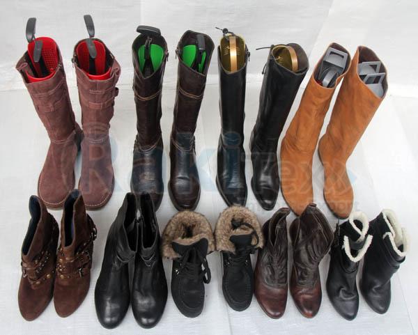 Chaussures usagées hiver