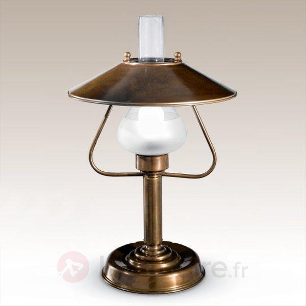 Merveilleuse lampe à poser Barchessa - Lampes à poser classiques, antiques