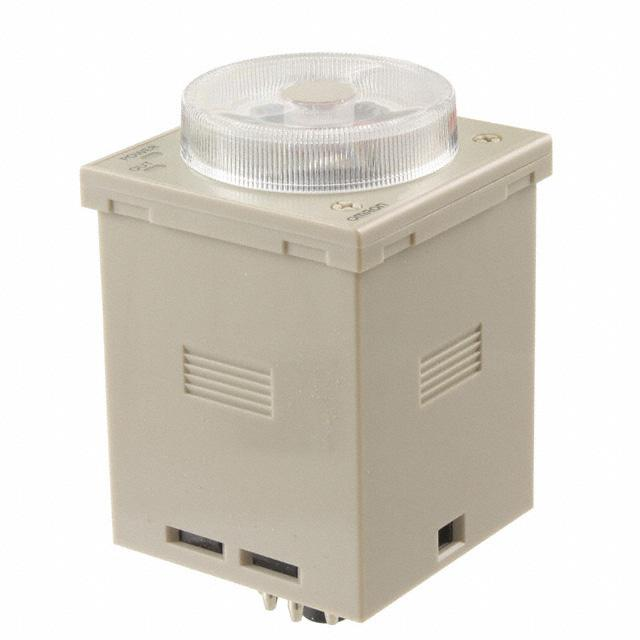RELAY TIMER DPDT ANALOG 120\240V - Omron Automation and Safety H3CR-A AC100-240/DC100-125