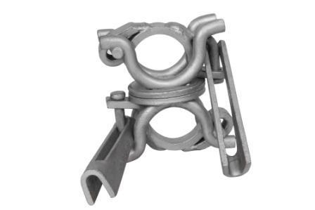 Scaffolding Swivel Wedge Clamp - Wedge Clamp Canada Type