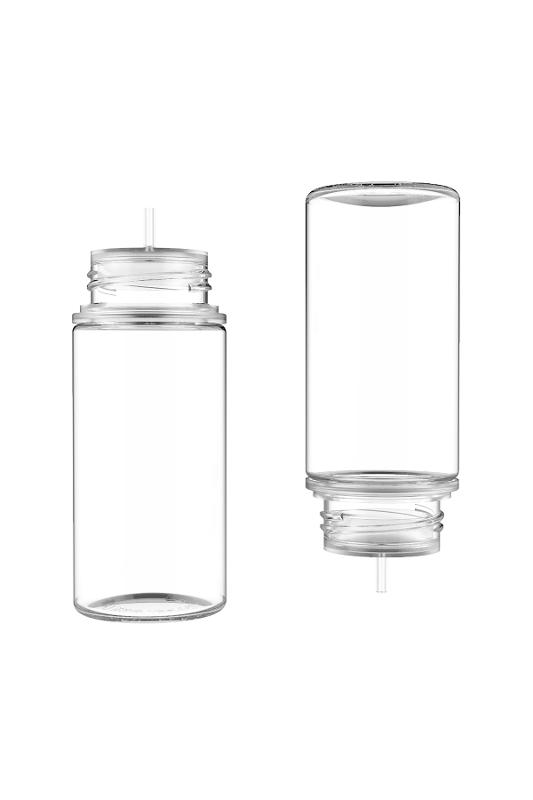 Chubby Gorilla 60ml V3 Unicorn bottles - Plastic Containers