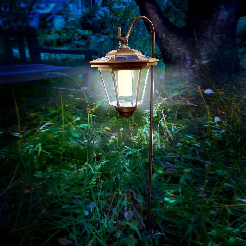 Solar LED pendant light Tivoli - Decorative Solar Lights